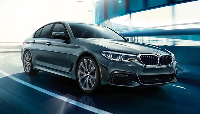2019 BMW 5 Series Lease Offer