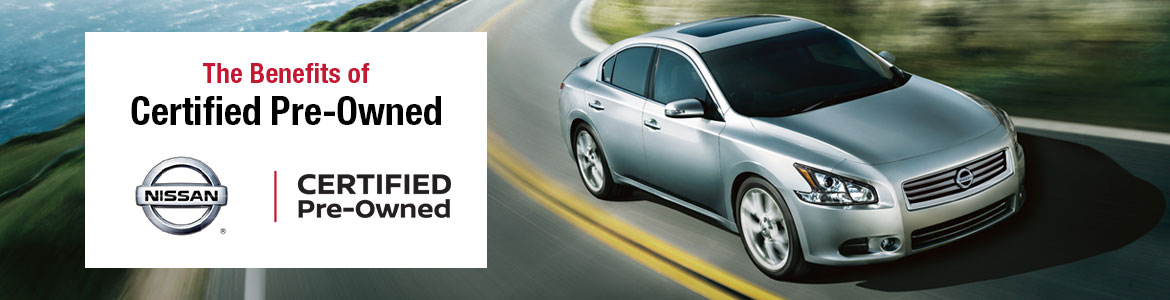 Certified Pre Owned Nissan Benefits Ted Russell Nissan