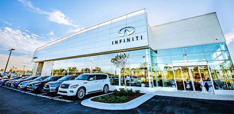Daytona Infiniti New Used Infiniti Dealer Daytona Beach