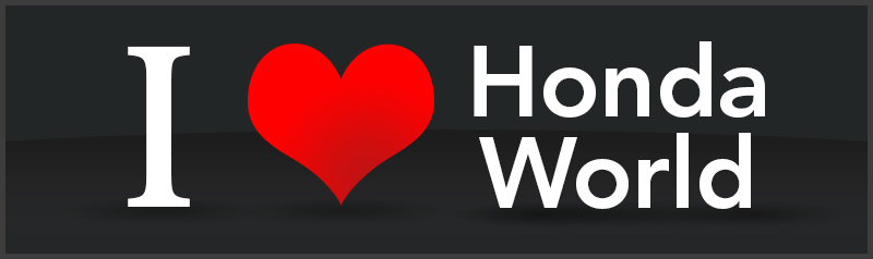 I Love Honda World