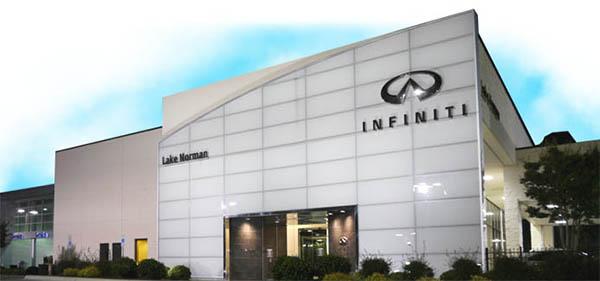 Contact Our Car Dealership Lake Norman Infiniti