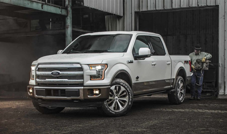 New Ford F150 >> 2019 Ford F 150
