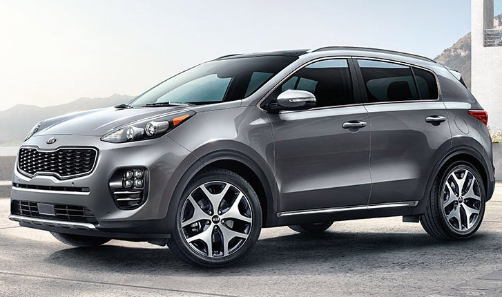 2017 Kia Sportage In Knoxville Tn