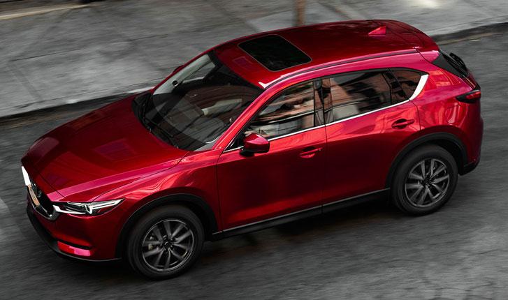 New Mazda Cx