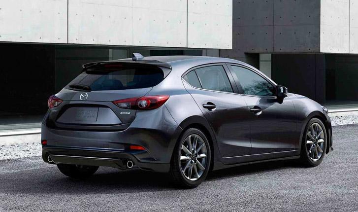 Mazda3 5 Door >> 2019 Mazda3 Hatchback