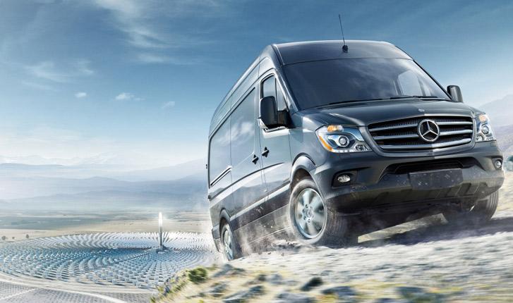 2016 Mercedes Benz Sprinter Cargo Vans In Melbourne Fl