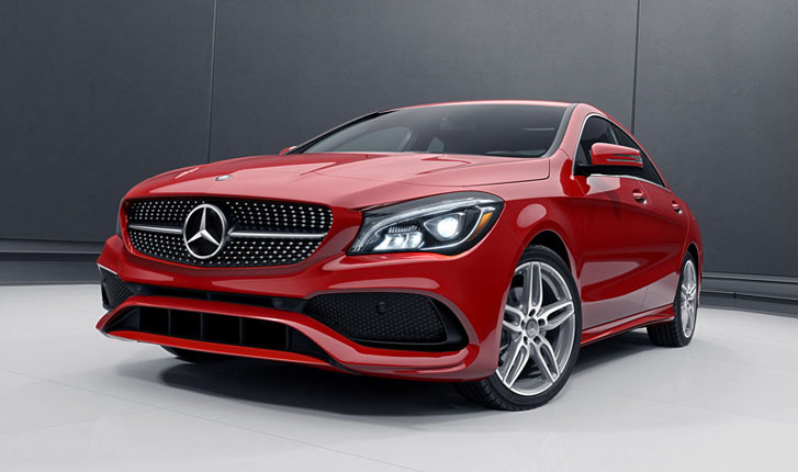 Mercedes Benz Cla >> 2019 Mercedes Benz Cla
