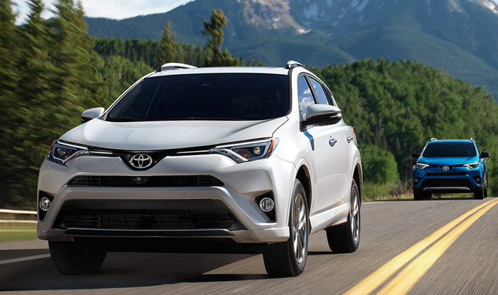 2017 Toyota Rav4 Toyota Of Cool Springs